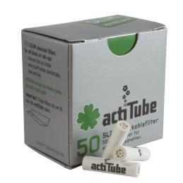 Filtros Actitube Slim 50...