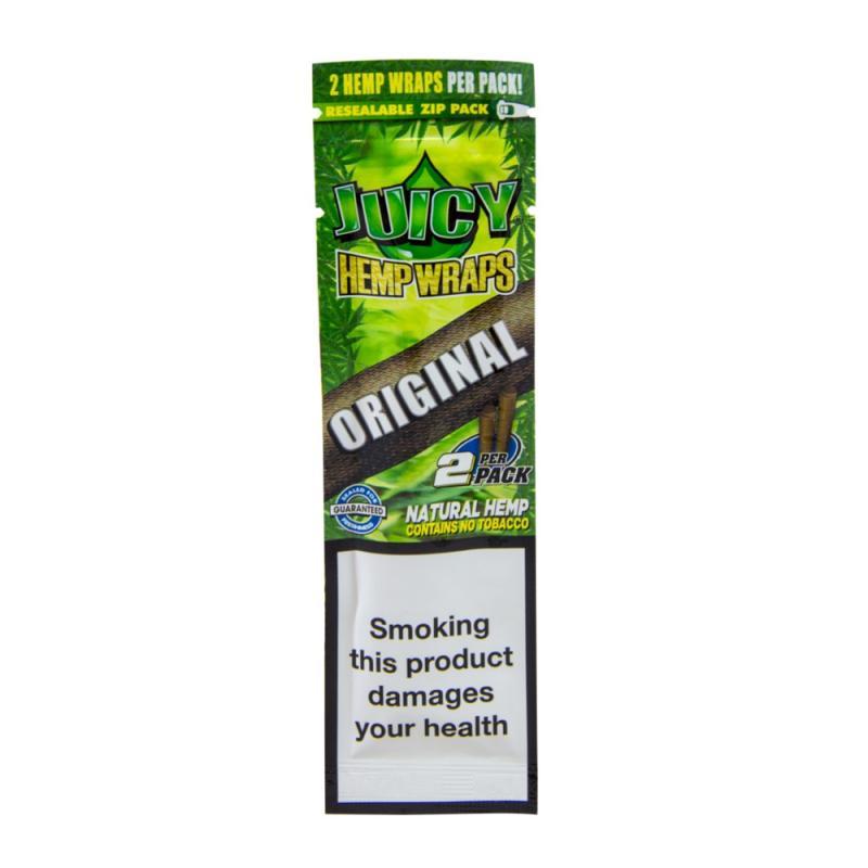 Juicy Hemp Wraps Original - Sativagrowshop.com