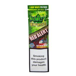 Juicy Hemp Wraps Red - Sativagrowshop.com