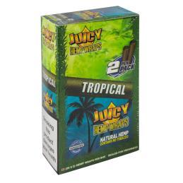 Juicy Hemp Wraps Tropical  - Sativagrowshop.com