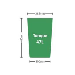 TANQUE 47L CON PERFORACIÓN PARA - Sativagrowshop.com