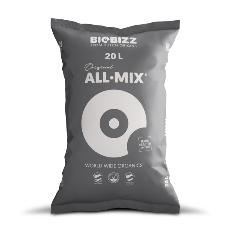 All Mix 20L Bio Bizz - Sativagrowshop.com