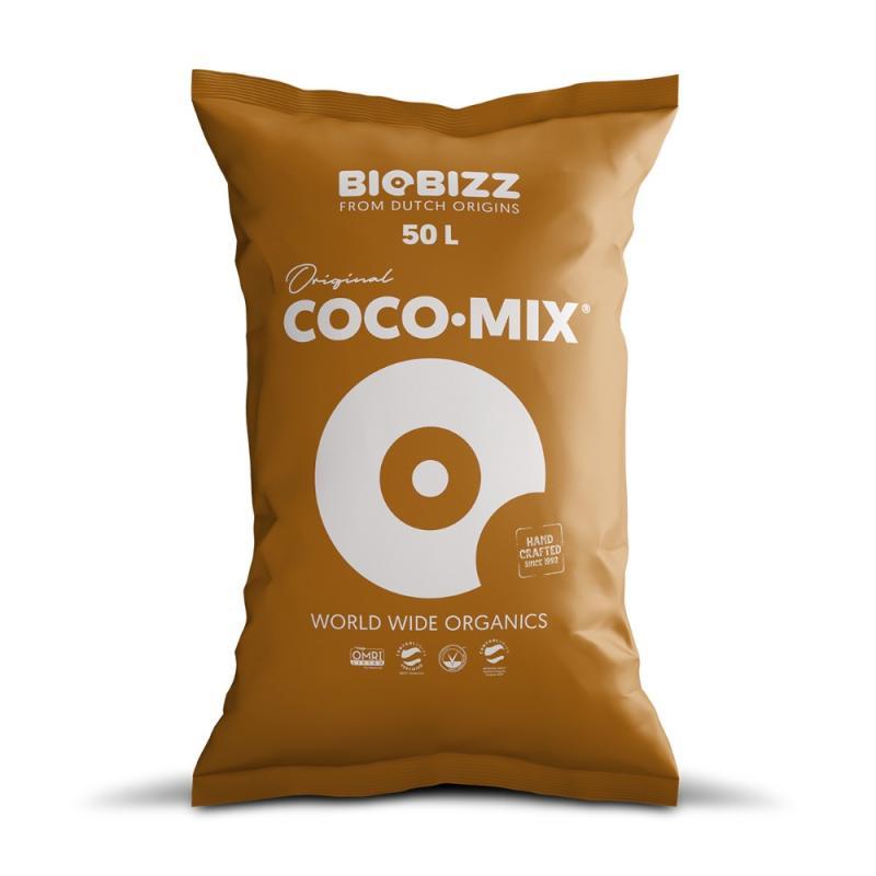 Coco mix 50L Bio Bizz - Sativagrowshop.com