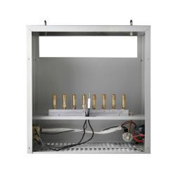 CO2 Generador 8 quemadores Propano - Sativagrowshop.com