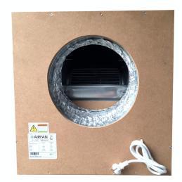 Caja extracción Softbox MDF 3250m³ Airfan - Sativagrowshop.com