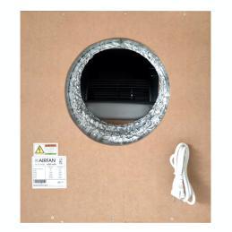Caja extracción Softbox MDF 4250m³ Airfan - Sativagrowshop.com
