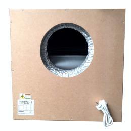 Caja extracción Softbox MDF 5000m³ Airfan - Sativagrowshop.com