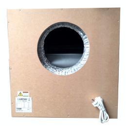 Caja extracción Softbox MDF 6000m³ Airfan - Sativagrowshop.com