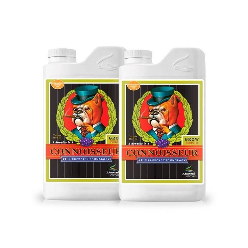 PH Perfect Connoisseur Grow A + B Advanced Nutrients - Sativagrowshop.com