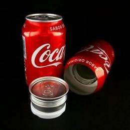 Lata ocultación Coca-Cola 33 Cl - Sativagrowshop.com