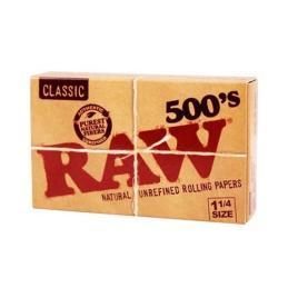 Raw 500 1.1/4 - Sativagrowshop.com