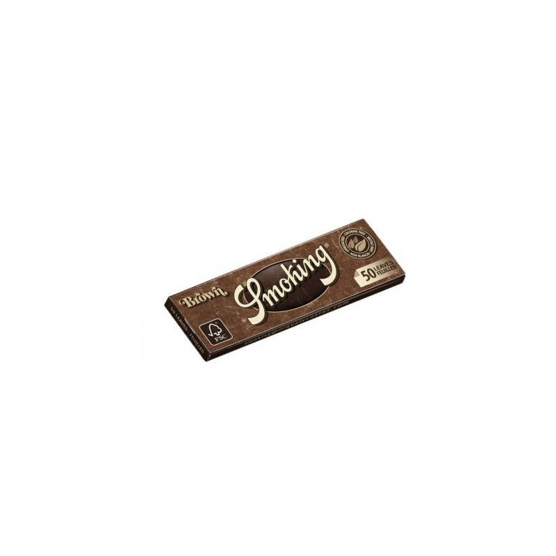 Smoking Brown 1 1/4  - Sativagrowshop.com