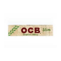 OCB Organic Hemp Slim - Sativagrowshop.com
