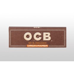 OCB Virgin Paper 1 1/4 - Sativagrowshop.com