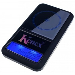 Báscula digital de precisión táctil Kenex Glass - Sativagrowshop.com