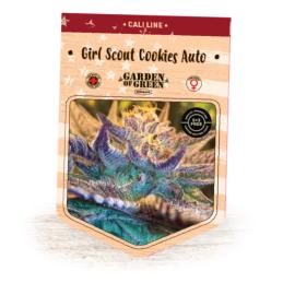 GIRL SCOUT COOKIES - Garden og Green  - Sativagrowshop.com