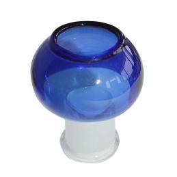 Cúpula Bong BHO Azul Conexión 19 mm