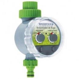 Temporizador Riego Analogico Wassertech