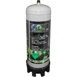 Bombona CO2 Desechable 1 kg.