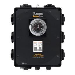 Temporizador Cli-mate 8 x 600 w + calefacción