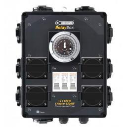 Temporizador Cli-mate 12 x 600 w + calefacción