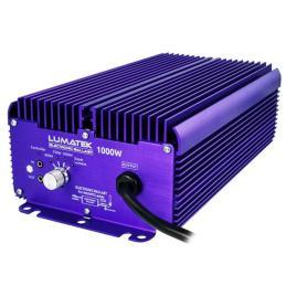 Balastro Lumatek 1000 W Controlable & Regulable