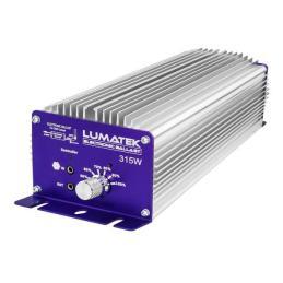 Balastro LEC Lumatek CDM 315 w Controlable & Regulable