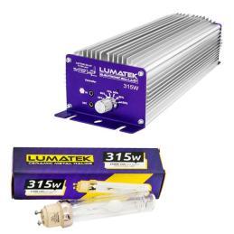 Kit LEC Lumatek 315 W - 3100K Controlable & Regulable