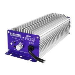 Balastro LEC Lumatek CMH 630 W Controlable & Regulable