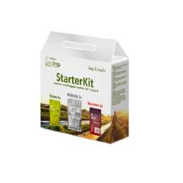 Powder Feeding Mineral Starter Kit. Green House Fertilizantes