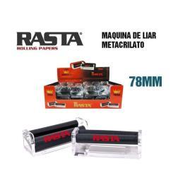 Maquina de liar Rasta 1 1/4 78mm
