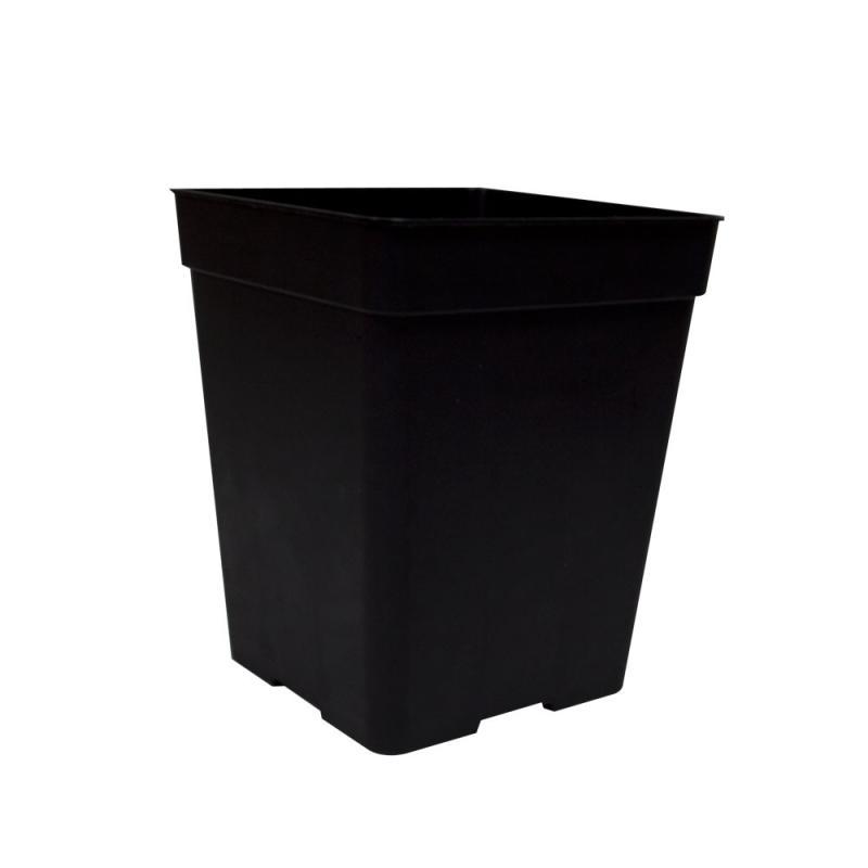 Maceta 23x23x27,5 (11L) Negra