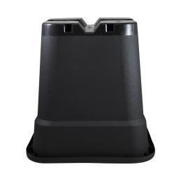 Maceta 31x31x32 18L Negra reforzada