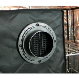 Conector para DF-16 Ø125mm R4.00 - Sativagrowshop.com