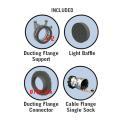 DESHUMIDIFICADOR INDUSTRIAL DH-504B PURE FACTORY (50L/DIA) * DESHUMIDIFICADORES DE AIRE - Imagen 1