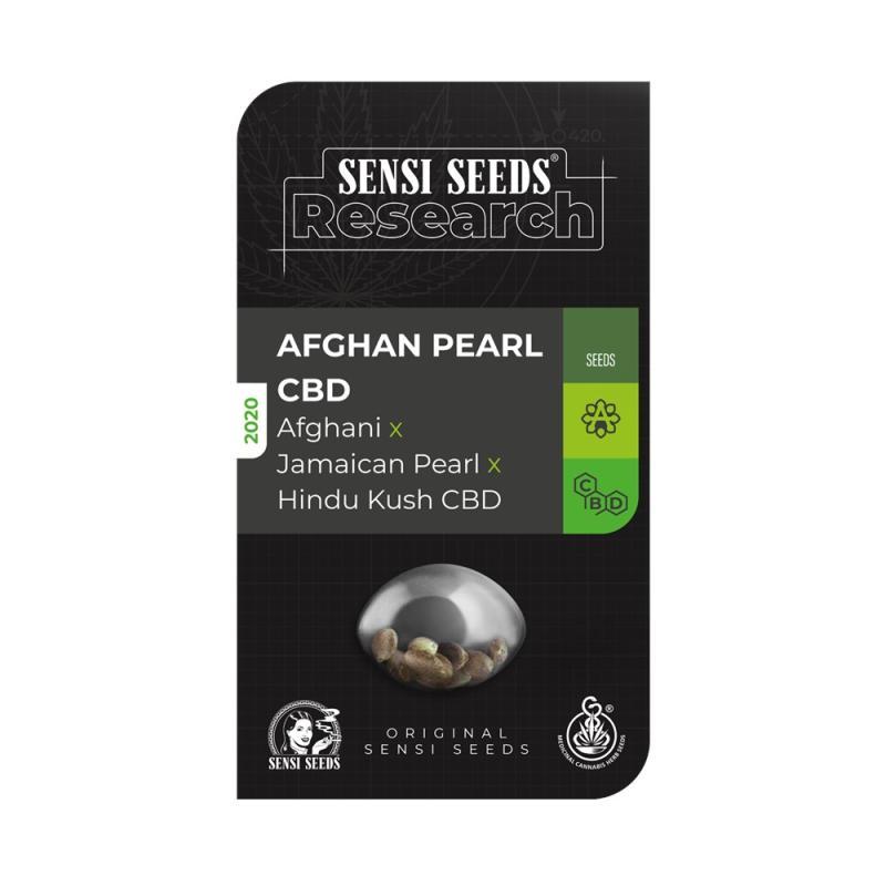 Afghan Pearl CBD SENSI SEEDS