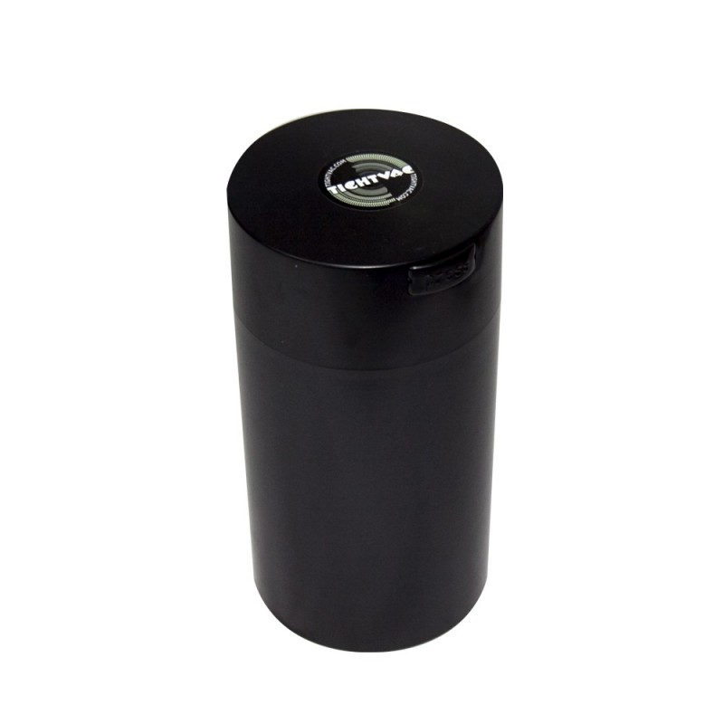 Envase Vacio 1,3L Tightvac Negro