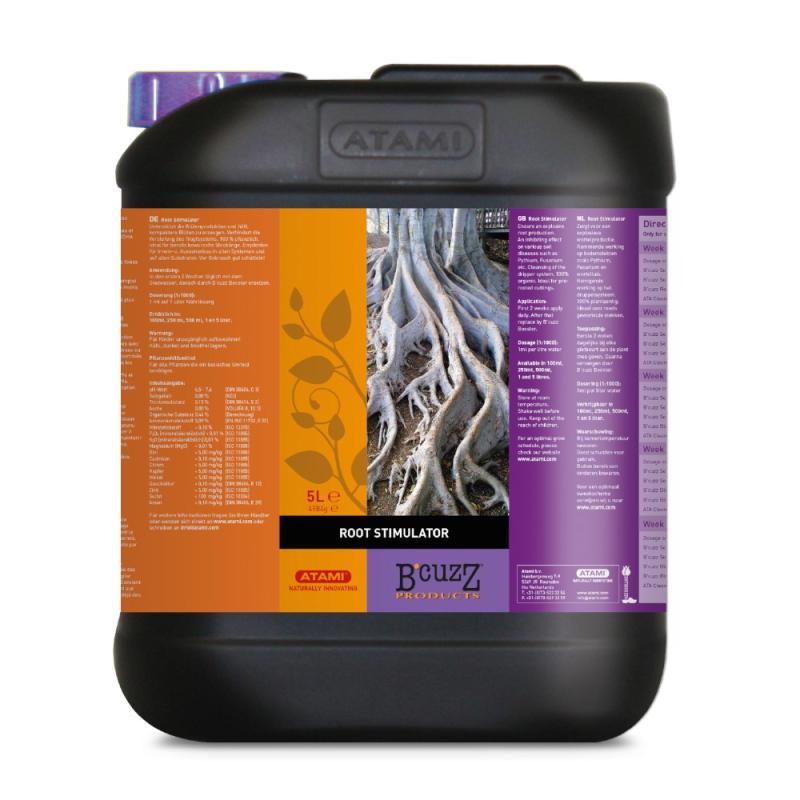 Estimulador de raíces 5L Atami - Sativagrowshop.com