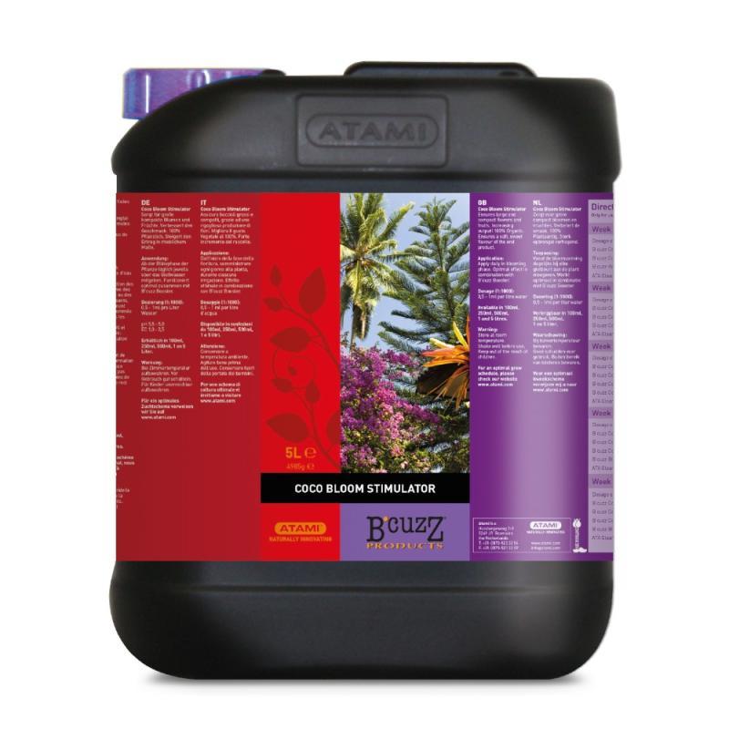 Estimulador de floración coco 5L Atami - Sativagrowshop.com