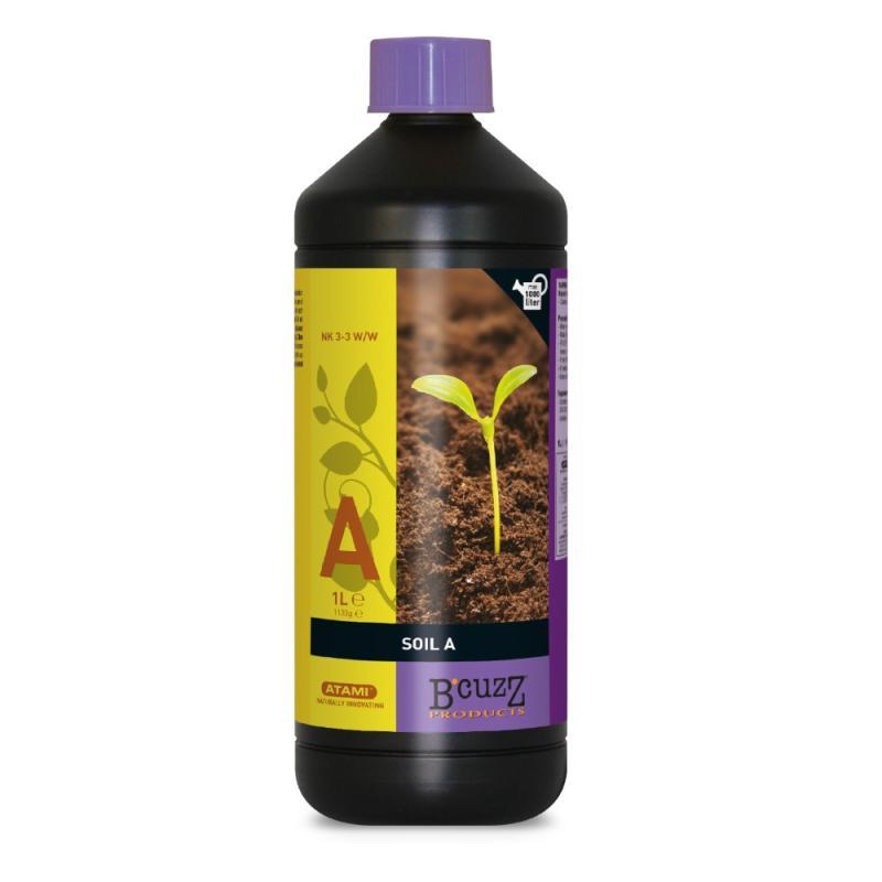 Tierra Soil A 1L Atami - Sativagrowshop.com