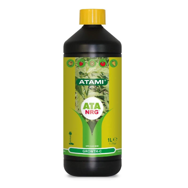 Organics Growth-C 1L Atami - Sativagrowshop.com