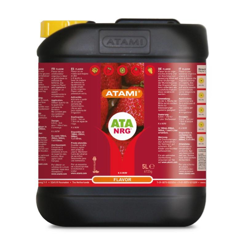 Organics Flavor 5L Atami - Sativagrowshop.com