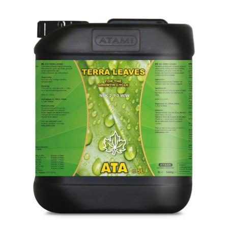 Terra Leaves 5L Atami - Sativagrowshop.com