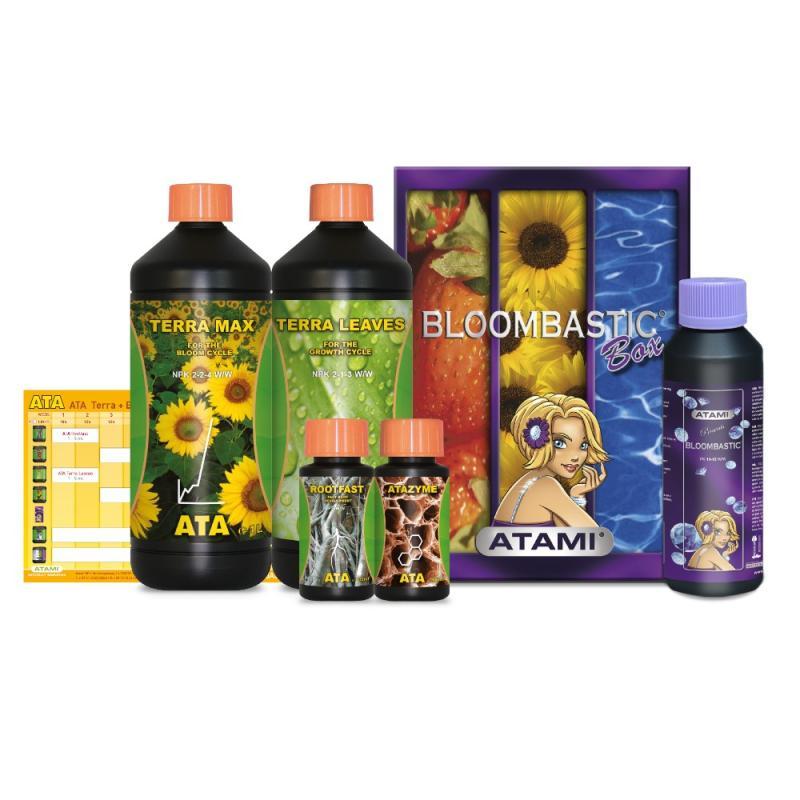 Bloombastic box Ata/Terra Atami - Sativagrowshop.com