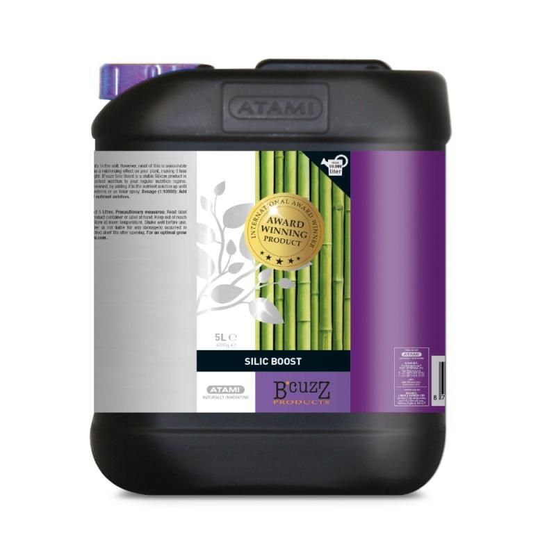 Silic Boost 5L B'cuzz Atami - Sativagrowshop.com