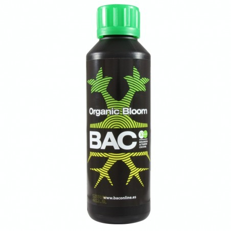 Organic Bloom - B.A.C. - Sativagrowshop.com