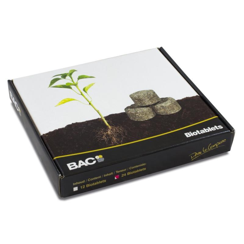 Biotablets BAC 24 und - B.A.C. - Sativagrowshop.com