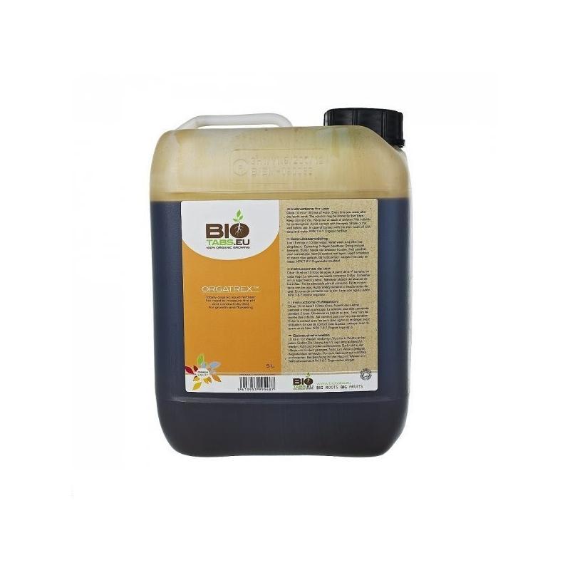 Orgatrex 5L Bio Tabs - Sativagrowshop.com