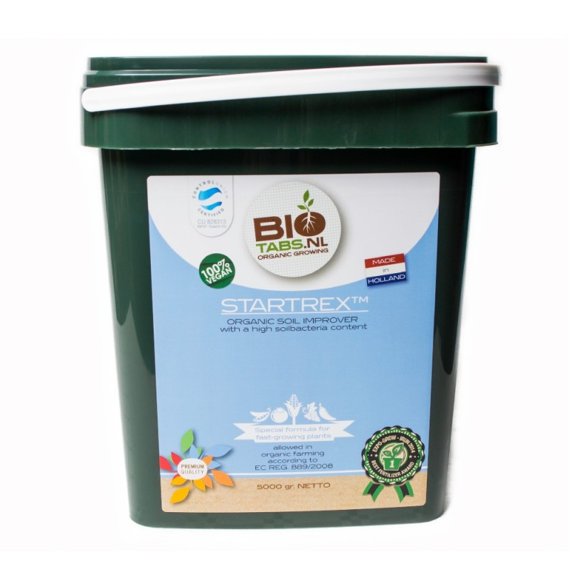 Startrex 5000gr Bio Tabs - Sativagrowshop.com