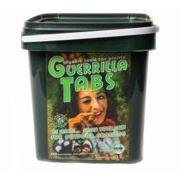 Guerrilla Tabs 200 piezas Bio Tabs - Sativagrowshop.com